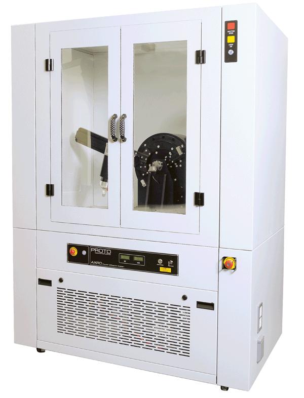 Powder Diffractometer